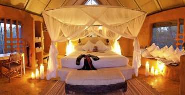 tented safari camps south africa